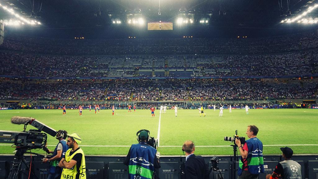 UEFA Champions League Finale 08