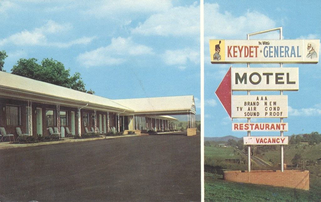 DeWitt's Keydet-General Motel - Lexington, Virginia