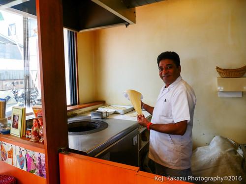 「ラージャ」インド料理レストラン-11