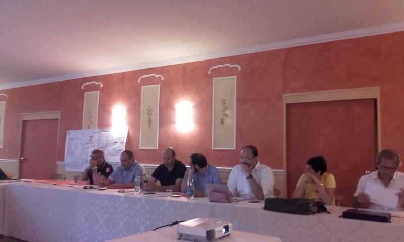 Conferenza presidenti regionali e Direzione nazionale, Roma 2-3 luglio 2016