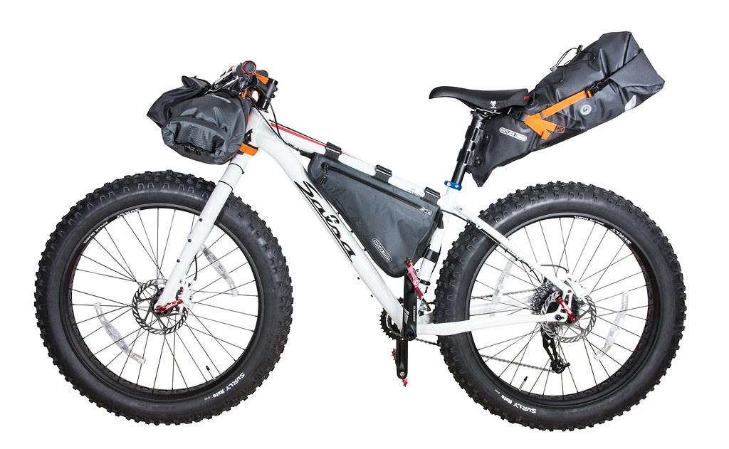 Ortlieb Bikepacking Packs