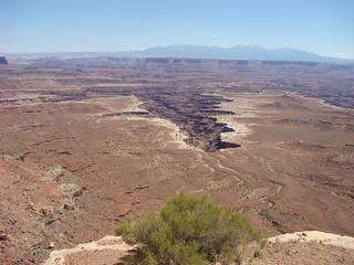 28 Uitkijkpunt Canyonlands