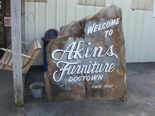 Akins Furniture Dogtown Al Very Large Furniture Store Flickr