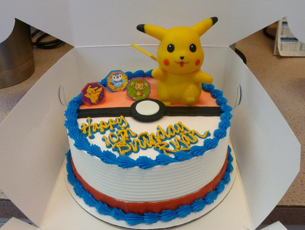 br 608 Pokemon ice cream cake Gary Flickr