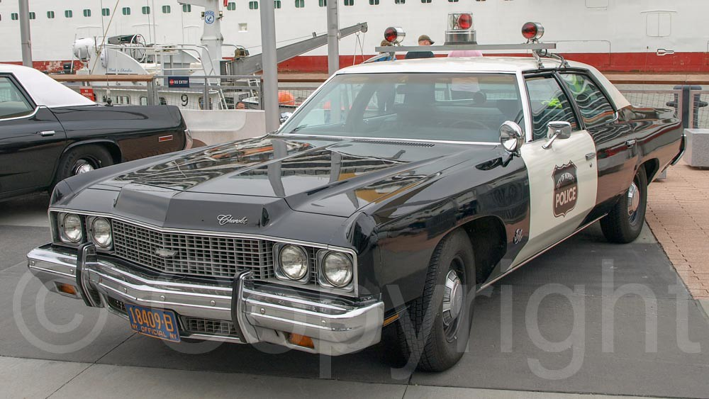 1973 Chevy Bel Air City Of Norwich Police Patrol Car New Flickr