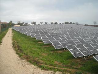 Parco fotovoltaico Turi