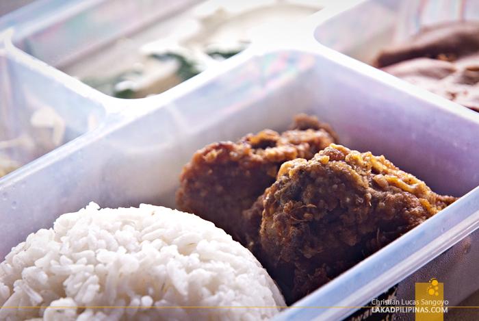 Pulau Payar Marine Park Lunch
