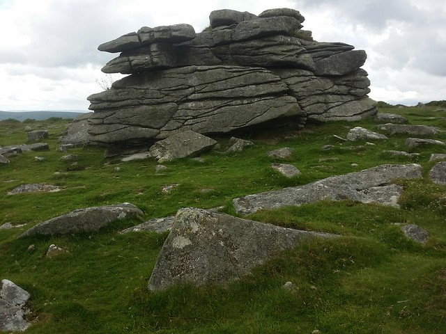 Top Tor, Dartmoor