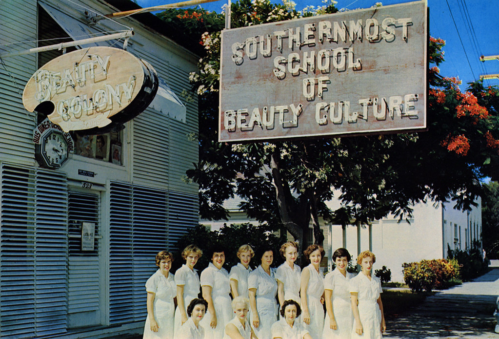 Southernmost School of Beauty Culture - Key West, Florida