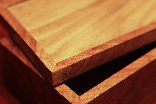 Wooden Box | by Mathew Knott