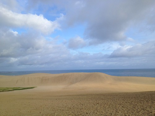 morning @ Tottori Sand Dunes | by amaknow
