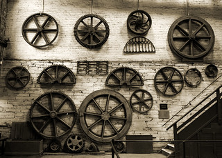 Wall of Cogs | by bvi4092