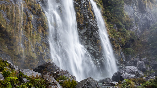 Earland Falls, Routeburn Track