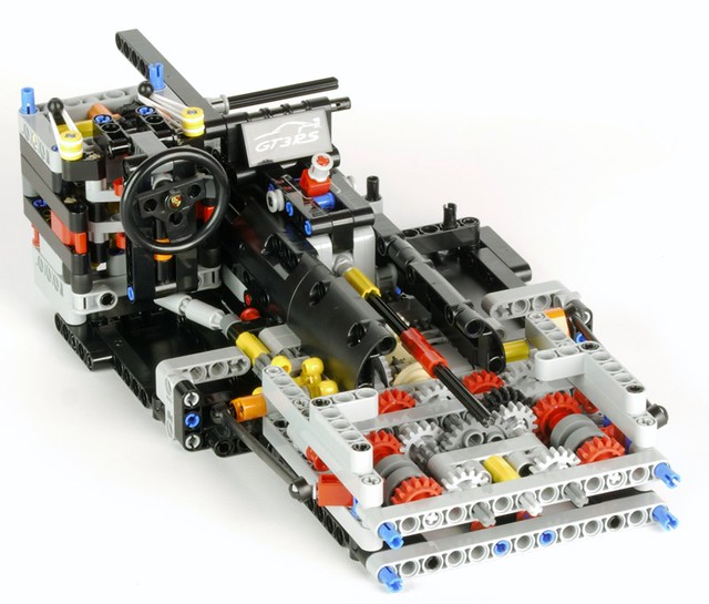 lego 42056 motorized instructions