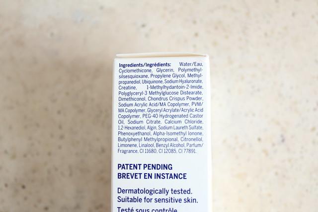 Nivea Q10plusAnti-Wrinkle Serum Pearls ingredients