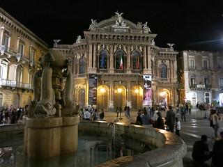 Catania Teatro Massimo Bellini