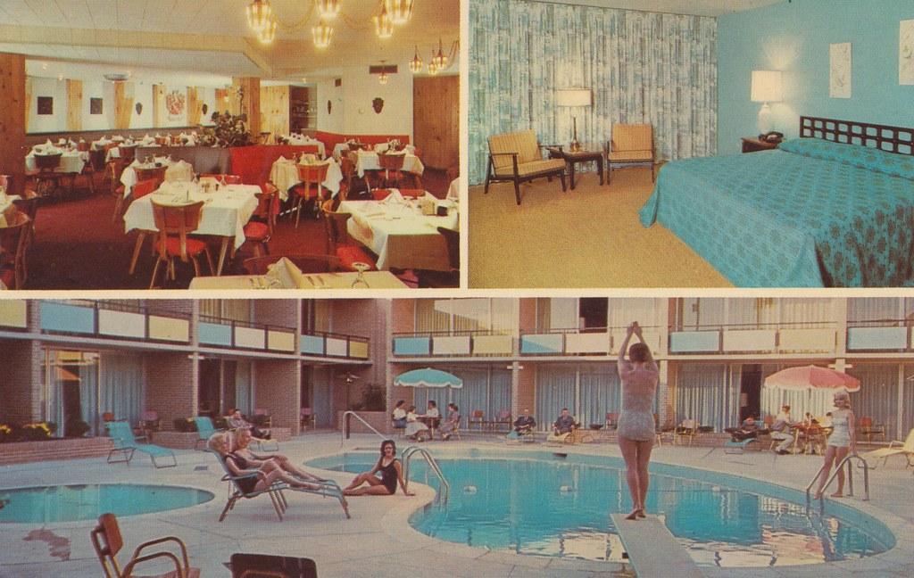St. Francis Hotel Courts - Birmingham, Alabama