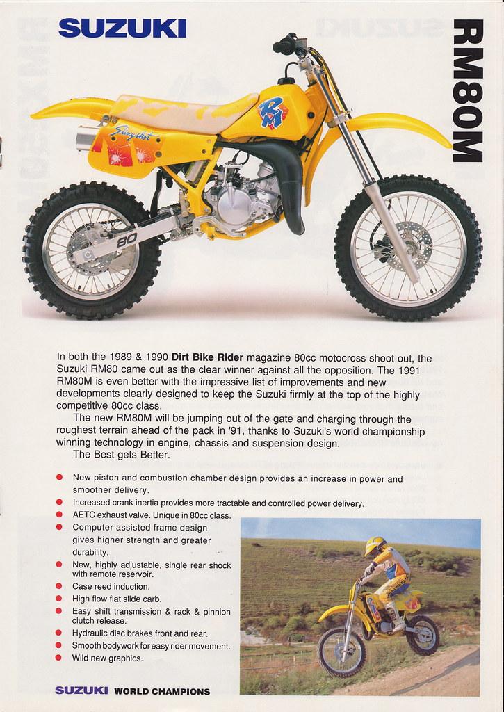 manual suzuki rm 80 product user guide instruction u2022 rh testdpc co Suzuki RM 80 Brochures 1987 Suzuki RM 80
