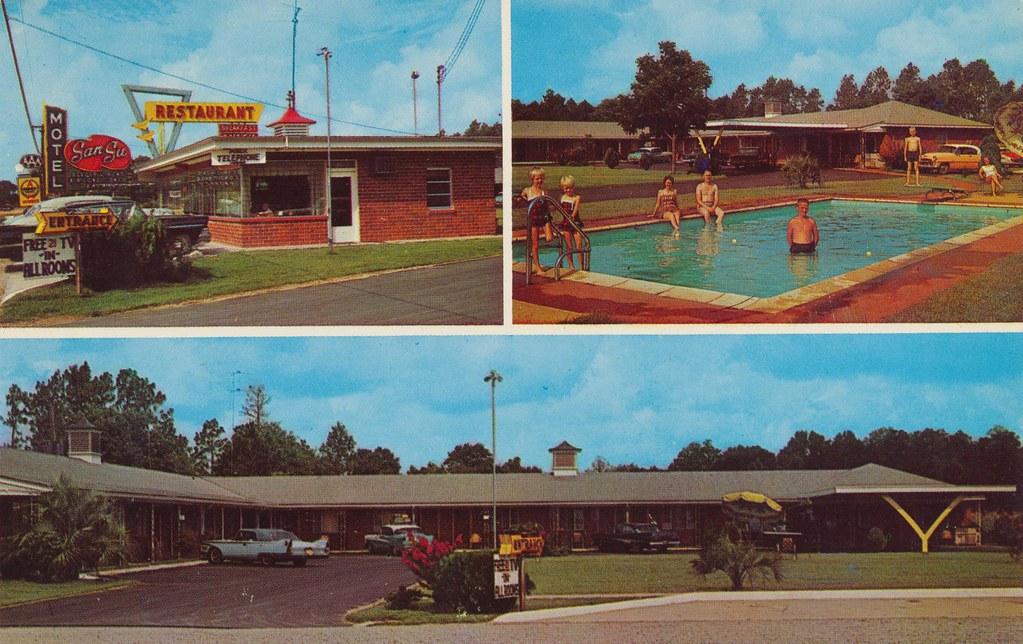 Motel San-Su and Restaurant Too - Glenville, Georgia