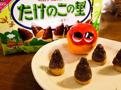 Meiji Chocolate Covered Almonds