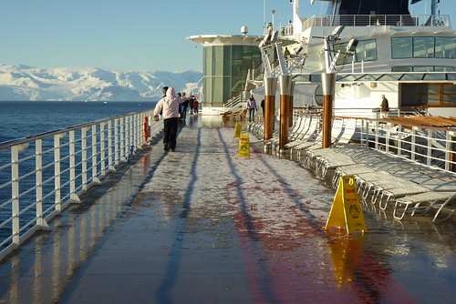 Celebrity Infinity cruise to Antarctica - how long are you ...