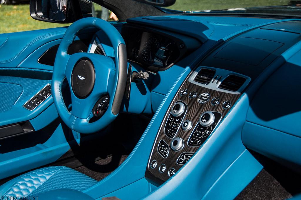 Aston Martin Vanquish Volante Interior See The Highlights Flickr