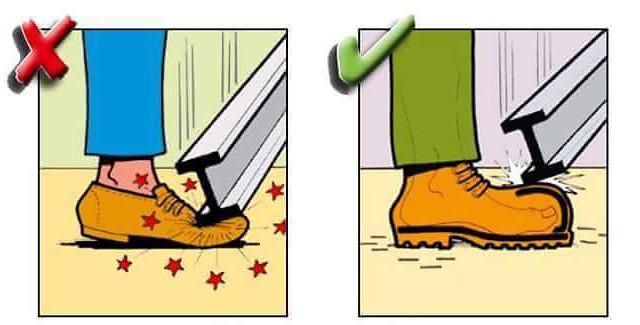 3 Lý Do Nên Mua Giày Bảo Hộ Lao Động Mũi Thép