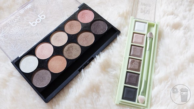 pop beauty bright up your life and pixi mesmerizing mineral palette