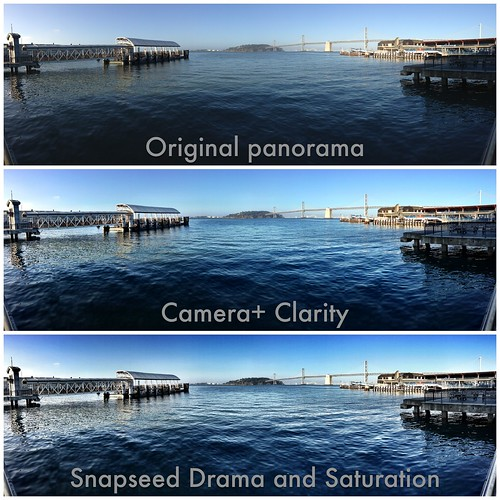 How I processed the Ferry Building waterfront panorama | by silent (e)