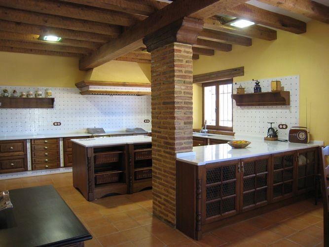Diseño de cocinas en Titulcia Mas cocina rustica 2 | Flickr