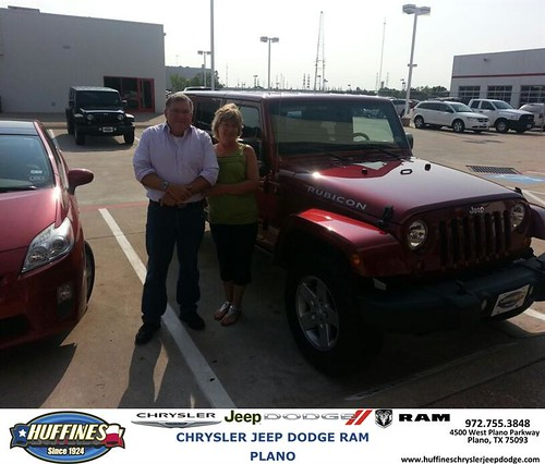 Plano Dodge: Happy Birthday To Larry Drake From Michael Blackstock And