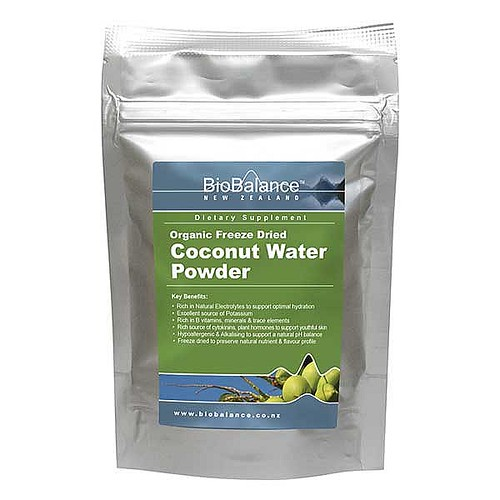 What Is Natural Hydrating In Coconut Water Or