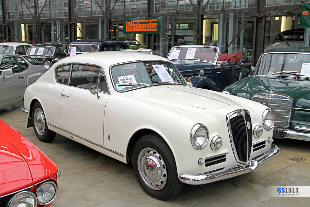 1951 - 1958 Lancia Aurelia B20 GT | Join my car pics page on… | Flickr