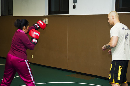 Intro to Boxing Class - U.S. Army Garrison Humphreys, South Korea - 13 Feb. 2014 | by USAG-Humphreys