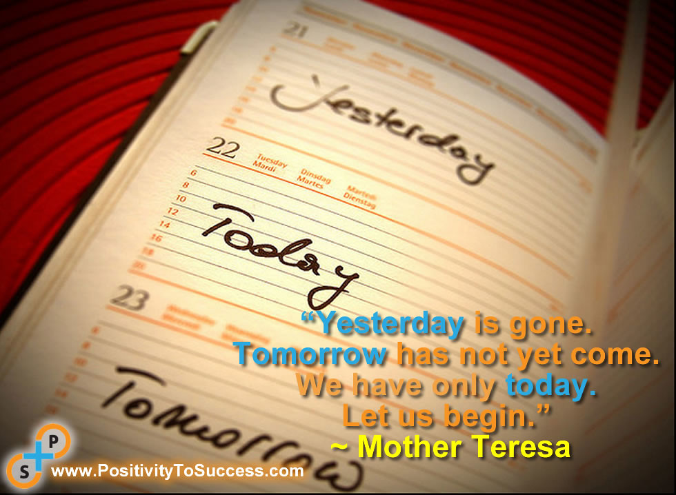 Mother Teresa Quotes On Time Javier Chua Flickr