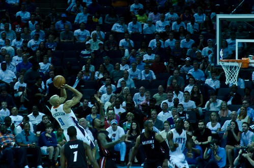Gerald Henderson Goes Up for a Jump Shot | by David Warlick