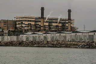 najibiya power plant, Basra | by Earth & Marine Environmental Consultants (EAME)