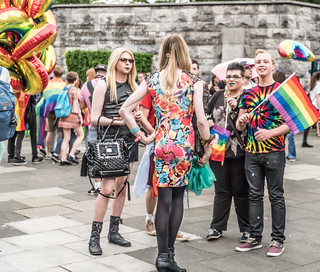 PRIDE PARADE AND FESTIVAL [DUBLIN 2016]-118085 | by infomatique