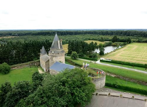 session KAP au chateau de La Groulais à Blain 27841699912_c5e4d145ba