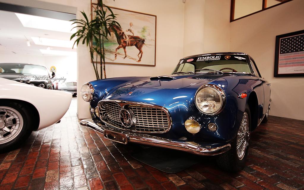 Maserati 3500 Gt Symbolic Motor Car Company That Is Gorg Flickr