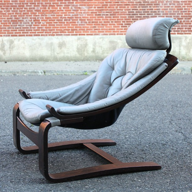 Kroken Lounge Chair Designed by AKE FRIBYTTER: //bit.… | Flickr on chaise recliner chair, chaise sofa sleeper, chaise furniture,