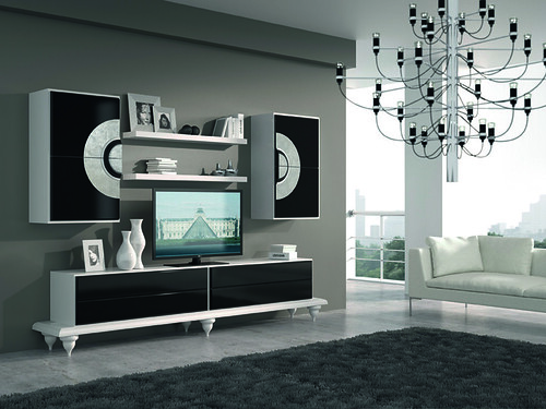 zache dise o atenzza tv set mueble de