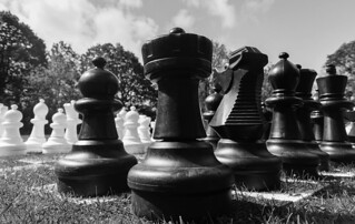 Anyone for chess? | by Bev Goodwin