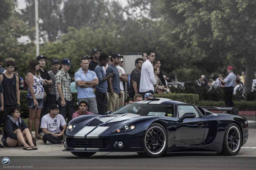 Factory Five GTM   The GTM is a V-8 powered, mid-engined car…   Flickr