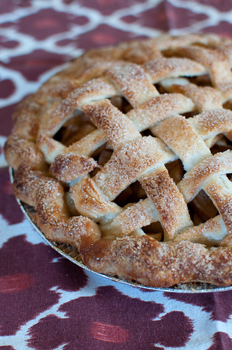 Apple Cinnamon Pie | by Sweet Lauren Cakes