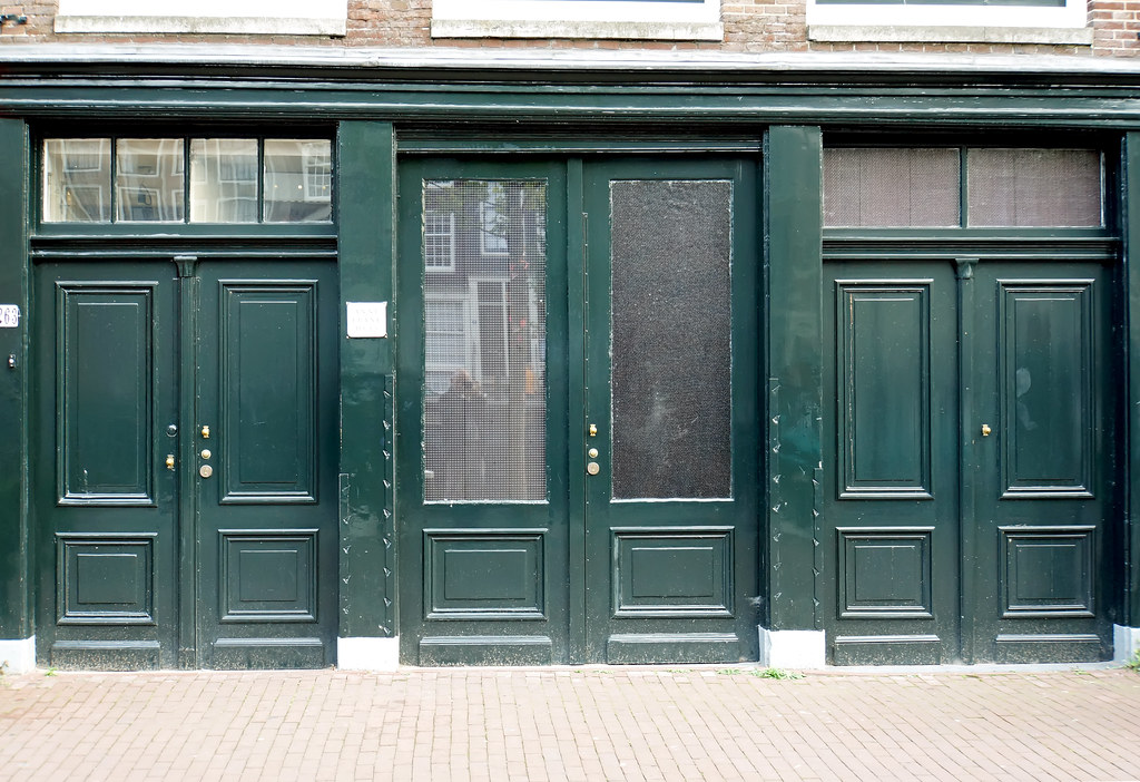 ... Netherlands 4486   Anne Frank House | By Archer10 (Dennis) 146M Views