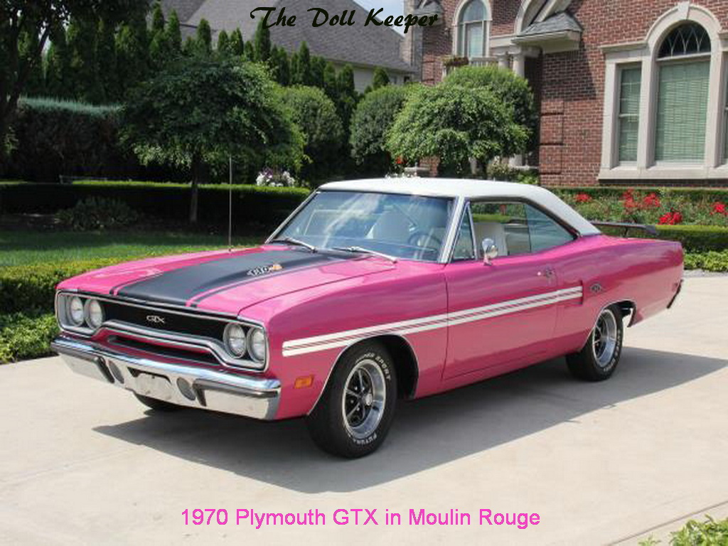 American Muscle Car 1970 Plymouth Gtx 440 6 Pack In Moulin Flickr