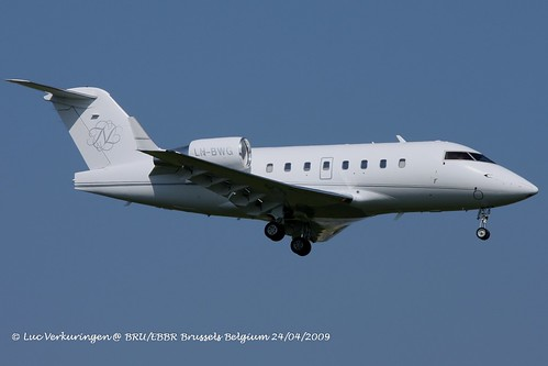 LN-BWG_CL60_Sundt Air_- | by LV Aircraft Photography