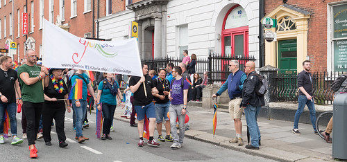 PRIDE PARADE AND FESTIVAL [DUBLIN 2016]-118210 | by infomatique