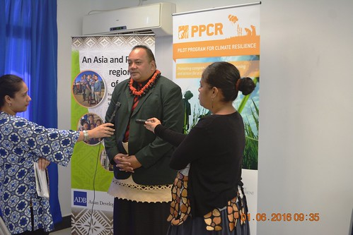 PPCR Monitoring & Evaluation workshop Tonga (45) | by CIFaction